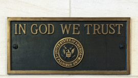 Indiana Bill Would Require 'In God We Trust' and Religious Studies in Schools