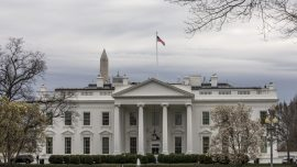 Secret Service: Man Tries to Set Himself on Fire Outside the White House