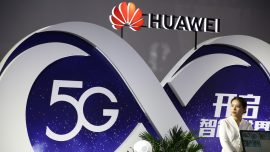 US Warns European Allies Not to Use China's Huawei for 5G Networks