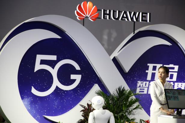 Britain's Johnson faces lawmaker revolt over Huawei 5G decision
