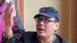 China Says Australian Writer Detained for Endangering State Security
