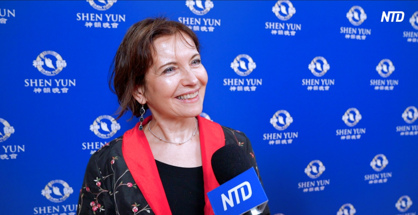 Documentary Filmmaker Impressed With Shen Yun's Connection to Audience