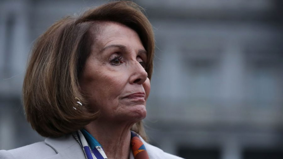 Video Shows Activists Scale Wall, Test Locked Doors at Nancy Pelosi's House