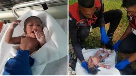 Hours-Old Baby Rescued From Refuse Bag Minutes Before Waste Truck Came