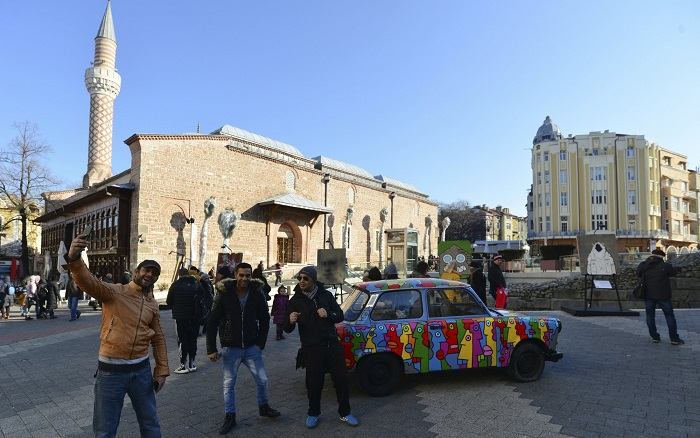 Bulgaria's Oldest City Honored as European Culture Capital