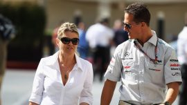 Michael Schumacher's Wife Makes Rare Statement as Family Celebrate 50th Birthday