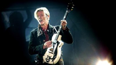David Bowie Wins Vote for Greatest Entertainer of the 20th Century