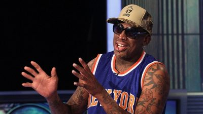Dennis Rodman Documentary Film Could Come Out This Year