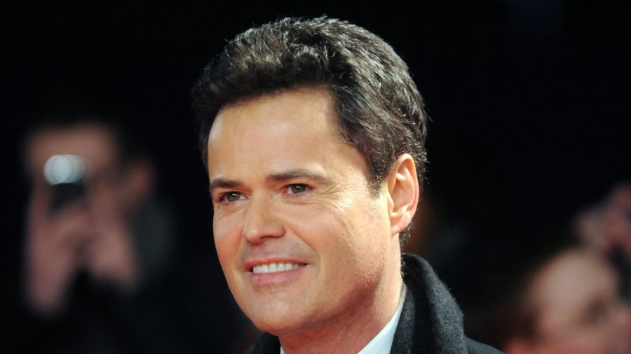 Former Dancing With the Stars Winner Donny Osmond Recovers After Surgery