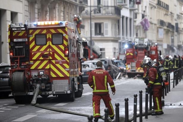 France Explosion