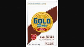 Possible Salmonella Contamination Triggers Recall of Gold Medal Flour
