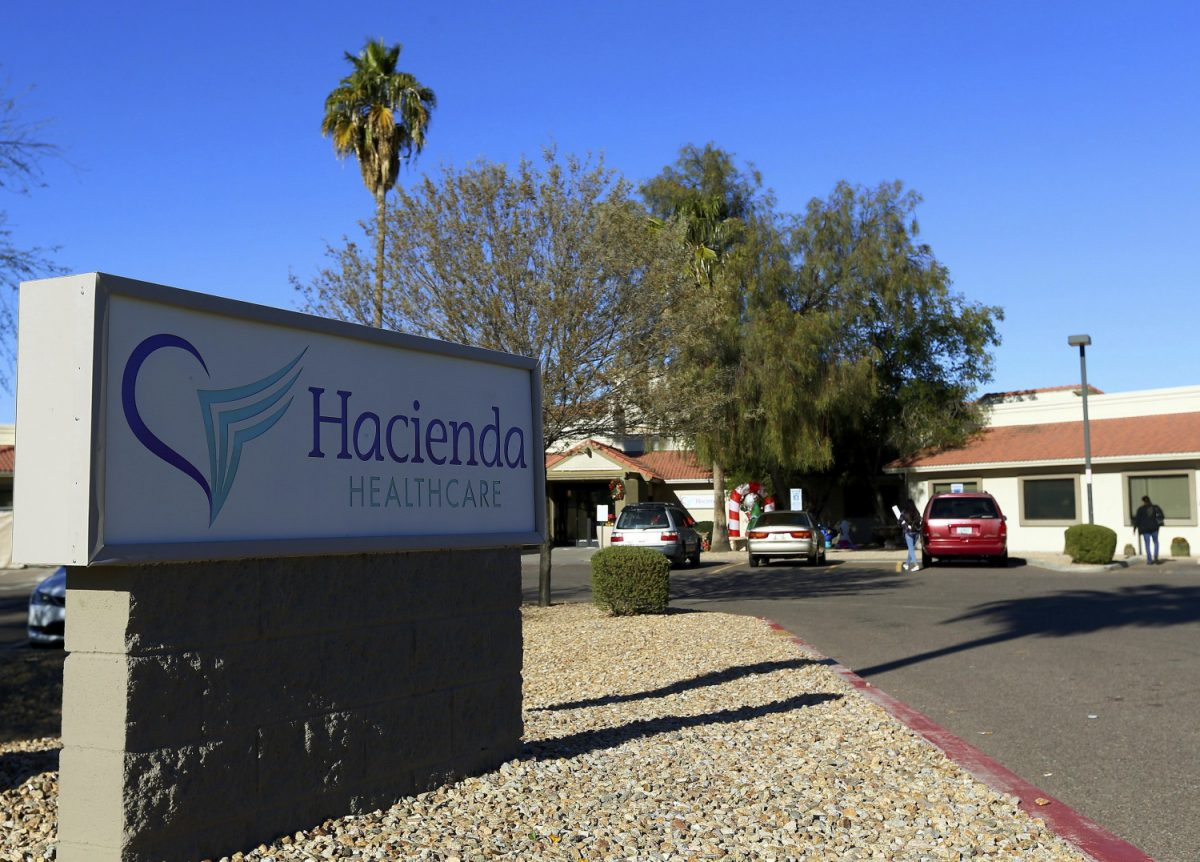 hacienda healthcare facility