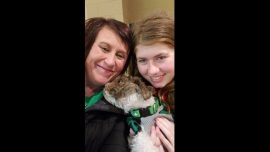 First Picture of Jayme Closs After Rescue Shows Her Reunited With Aunt, Dog