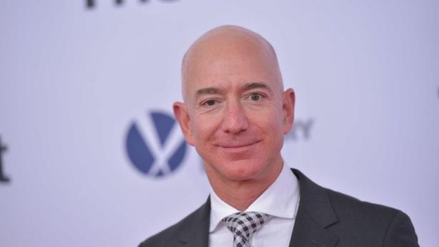 Billionaire Amazon Founder Jeff Bezos Barely Gives Any