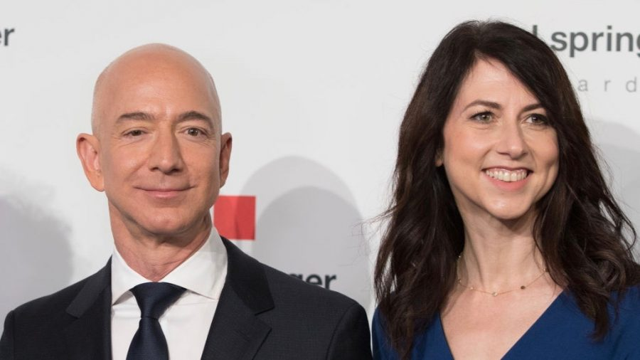 Jeff Bezos: One of the Biggest US Landowners, but Divorce Could Change That
