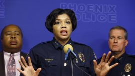 Phoenix Police Officers Must Complete a Form Each Time They Point Their Gun at Someone