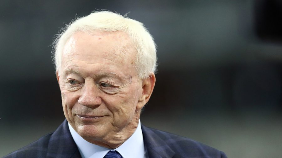 Jerry Jones, Owner of Dallas Cowboys, Buys a $250-Million Superyacht