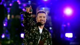 Justin Timberlake Drops by to Visit Young Fans in Texas Children's Hospital
