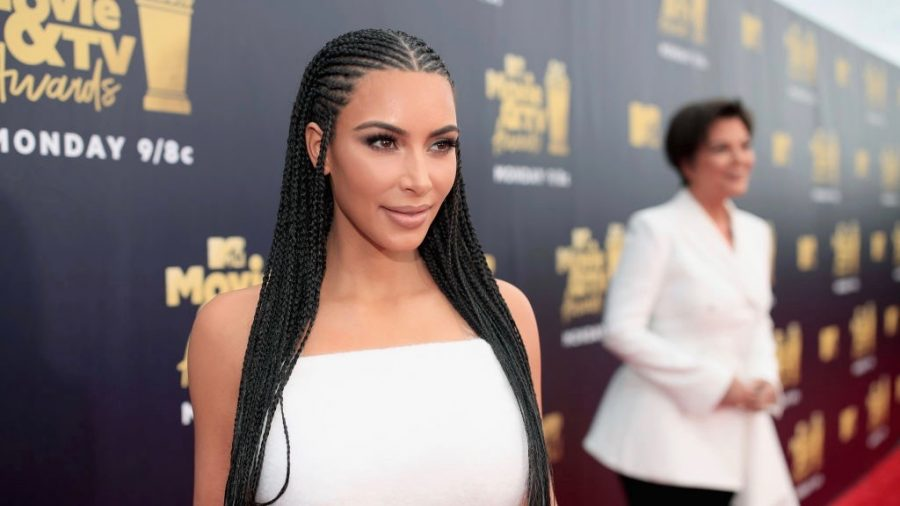 Kim Kardashian Studying to Become a Lawyer, Sets Goal to Take Bar Exam in 2022