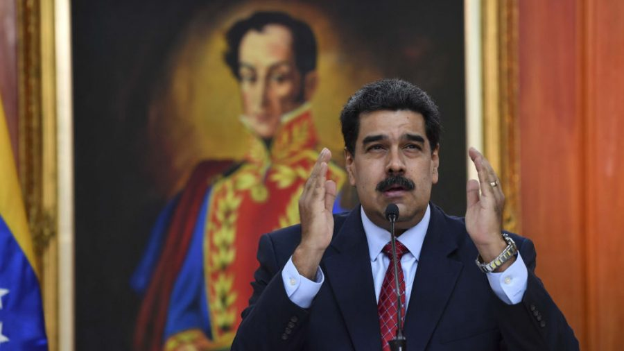 Venezuela's Nicolás Maduro Says 7 Soldiers Killed in Military Helicopter Crash