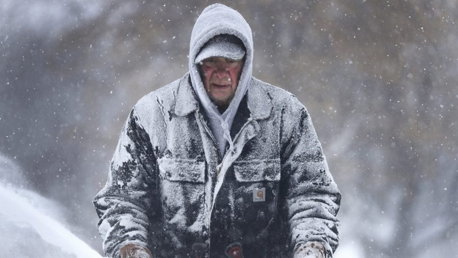 Man Found Frozen to Death as Polar Vortex Kills at Least 6