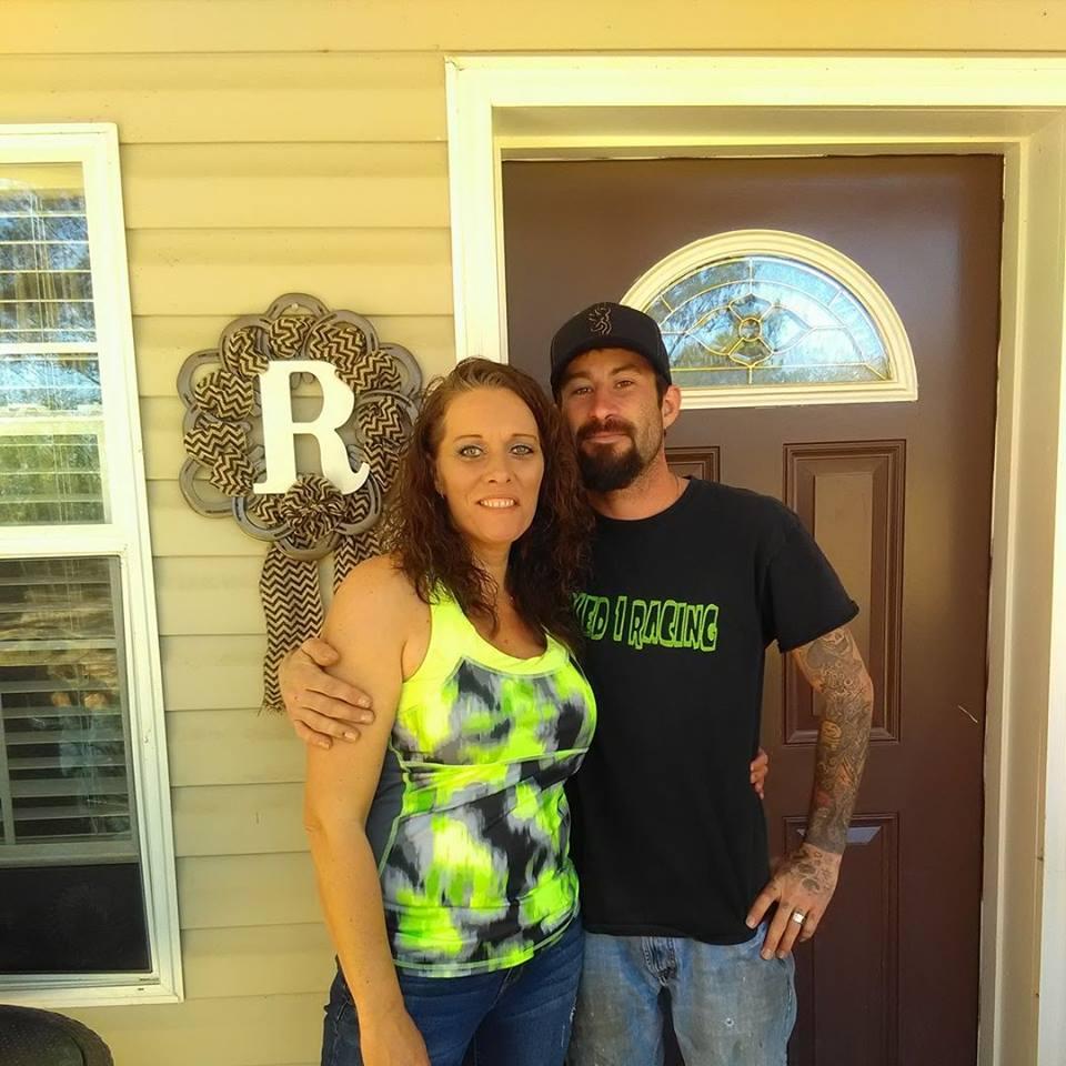 melissa rhodes and husband