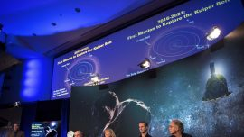 NASA New Horizons Probe Believed to Have Passed Distant Space Rock on Landmark Mission