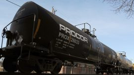 Residents Return to Town After Chemical Train Crash