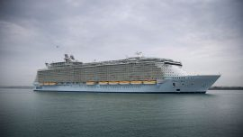 Grandfather Didn't Dangle Baby From Cruise Ship Window, Says Family Attorney