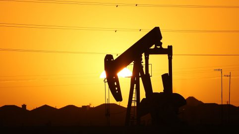Oil Jumps 3% to $63 as Iran Shoots Down US Drone in Gulf