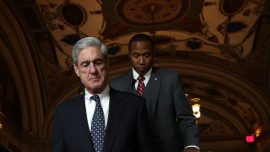 Judge Extends Term of Grand Jury in Mueller Probe