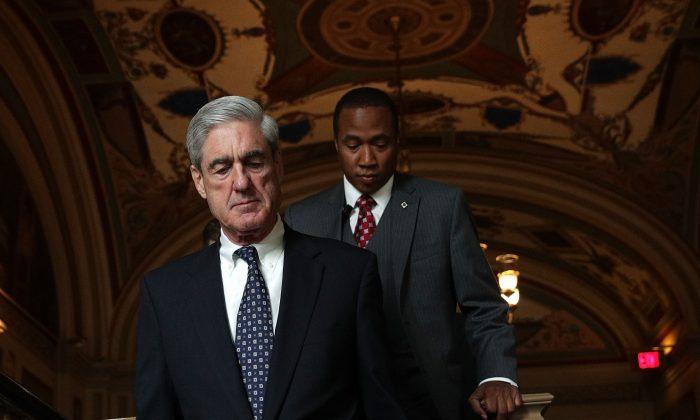 Judge Extends Term of Grand Jury in Mueller Probe