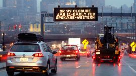 Seattle Braces for Historic Traffic Squeeze as Highway Closes Before Tunnel Launch