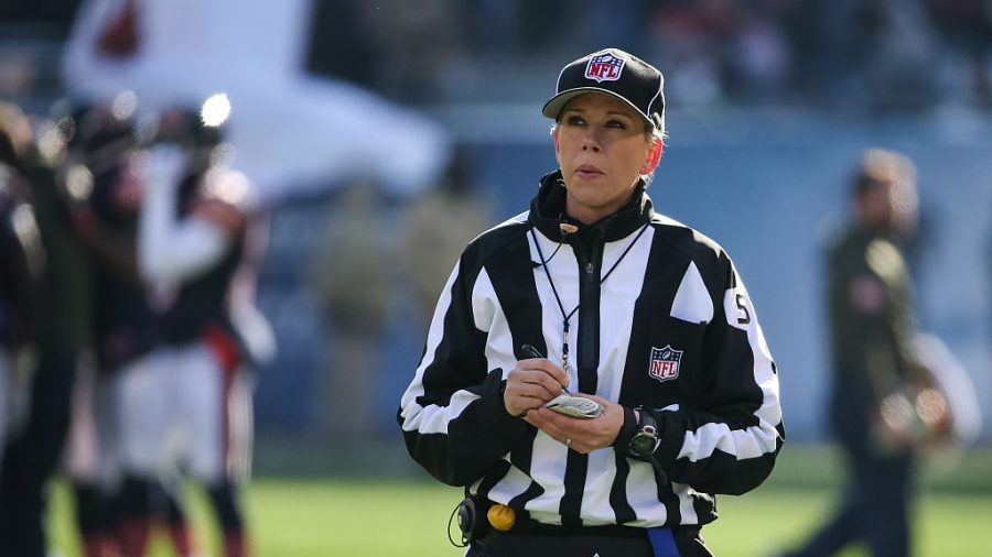 Sarah Thomas to Become First Woman to Officiate NFL Playoff Game