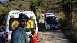 Desperate Search for Spanish Toddler Who Fell Down Deep Borehole