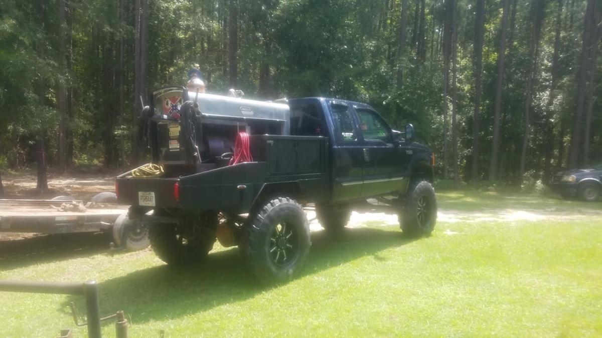 steven rhodes truck