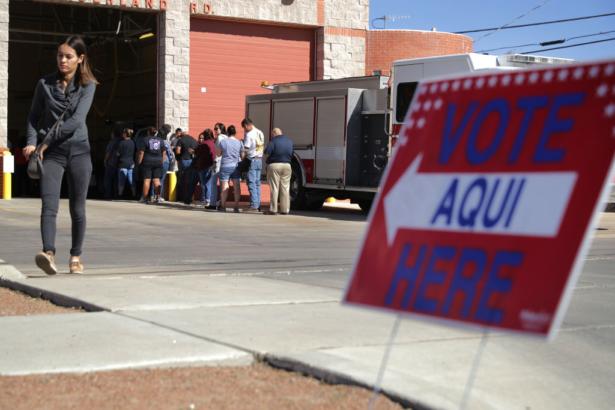 Texas Secretary reveals voter fraud