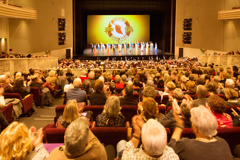 Spirit of Shen Yun Dancers Could Bring 'Calm and Serenity'