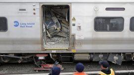 Witness: Driver in Train-Car Crash Was Fleeing Earlier Crash