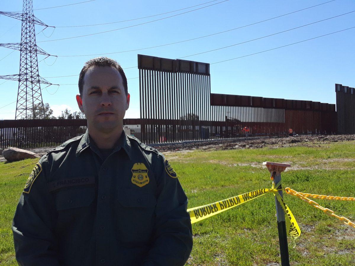 Border Patrol Agent