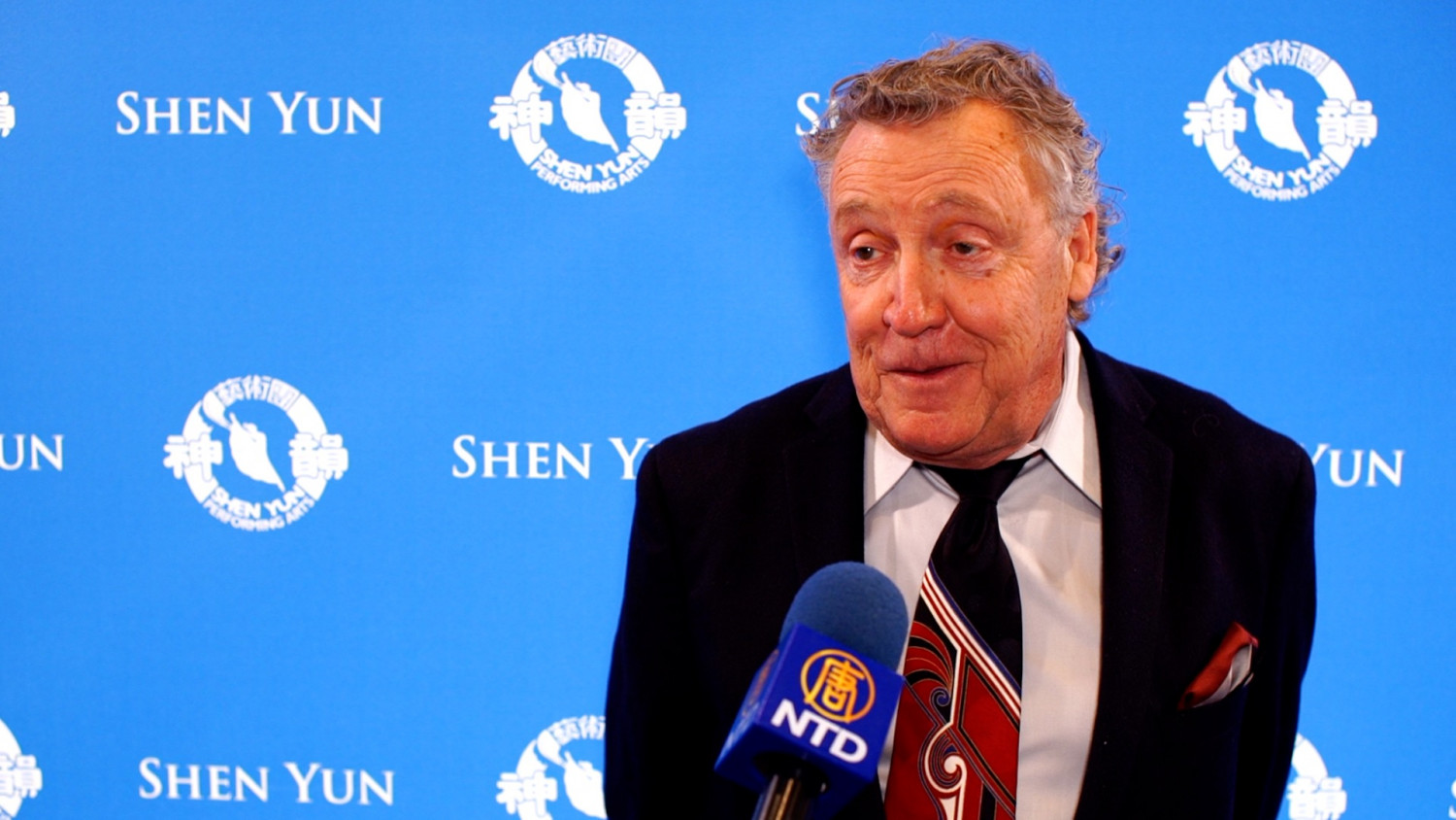 CEO Praises Shen Yun: 'It Warms the Heart'