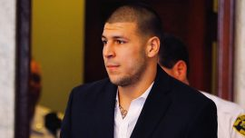 Aaron Hernandez's Child Can't Sue NFL Over Brain Disease