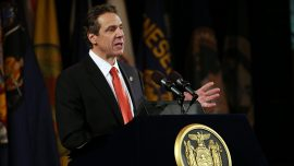NY Gov. Cuomo Rebukes Democrats for Being Too Focused on Attacking Trump