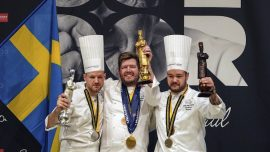 Nordics Win Top Spots in Prestigious French Cooking Contest
