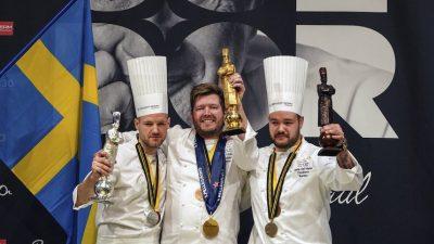 Nordics Win Top Spots in Prestigious French Cooking Contest