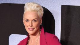 Brigitte Nielsen Opens Up About Getting Pregnant Via IVF and Giving Birth at 54