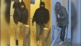 Four Victims Tied in Brooklyn Robbery: Suspects Escape