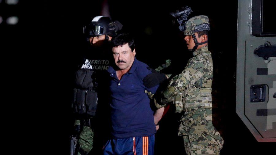 Mexico's 'El Chapo,' Notorious Cartel Boss, Convicted in U.S. Trial