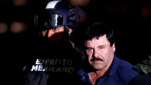 El Chapo's Demand for Outdoor Exercise May Be Part of an Escape Plot, US Says