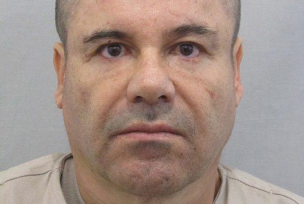"Joaquin ""El Chapo"" Guzman distributed by Mexico's Attorney General's Office"